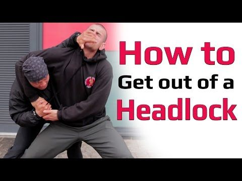How to Defend against Side Headlock | Krav Maga Defense - YouTube
