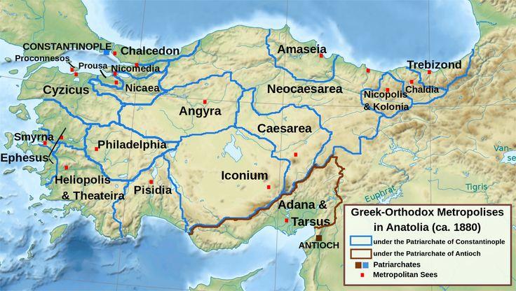 Christianity in Turkey - Wikipedia, the free encyclopedia