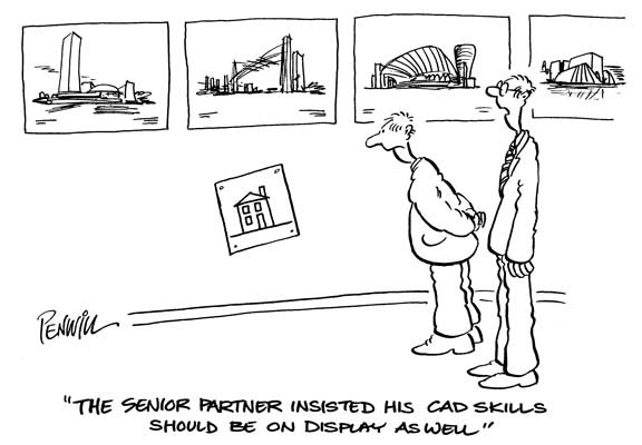 29 best images about architectural cartoons on pinterest