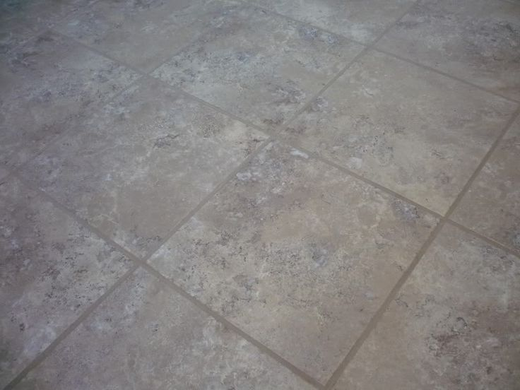 Trafficmaster Ceramica Cool Grey Groutable Sticky Floor