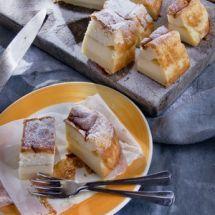 Découvrez la recette deGâteau magique, Desserts à réaliser facilement à la…