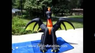 halloween inflatables.com