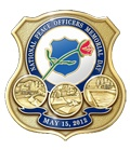National Police Week is May 13-19.  Time to remember all those who serve and who gave their lives.