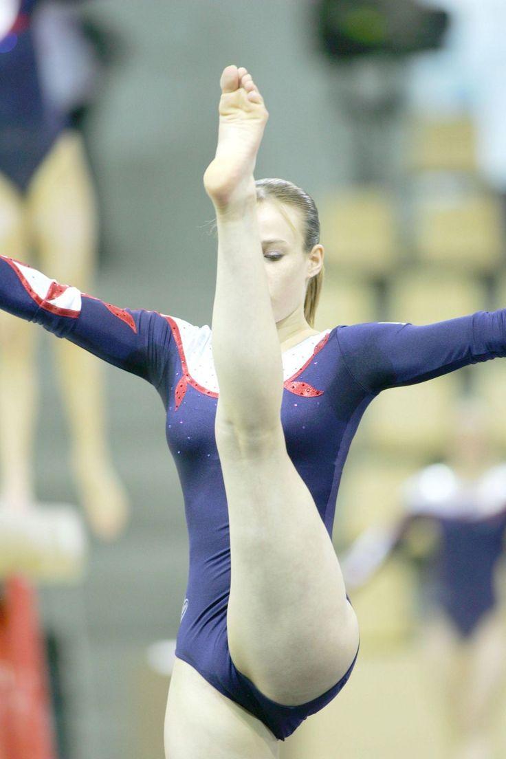 Nude teen gymnast