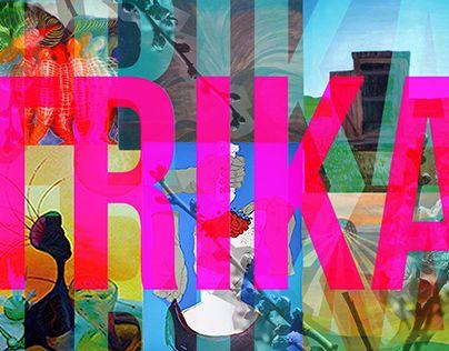 "Check out new work on my @Behance portfolio: ""TRIČKA"" http://be.net/gallery/37450987/TRICKA"