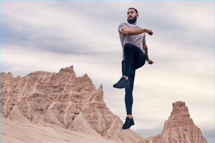 H&M 2017 Men's Activewear Style Edit