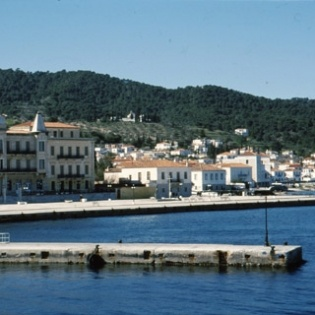 Spetses, Remains of the Revolution!