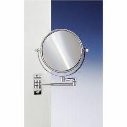 Ferreteria Ortiz - Ficha de producto - Espejo aumento 2 caras 185 mm 2 br