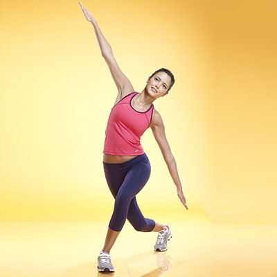 The Lean - These exercises will tighten and slim your lower half