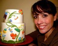 Christine Martínez comparte su pasión por la repostería