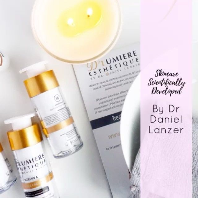 We pride ourselves on all our products being formulated by well-known Australian cosmetic surgeon and dermatologist Dr Lanzer who has been practicing for over 25 years.  Find out more about Dr Lanzer and his expertise over on our website #linkinbio