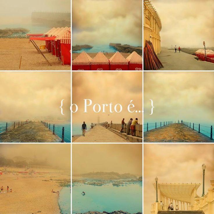 o Porto é... cores que nos envolvem