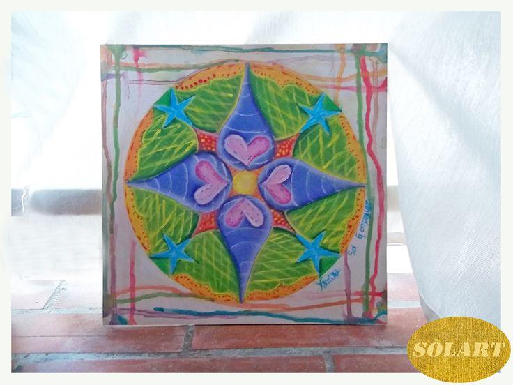 Mandala (detalles, volumen y planos)