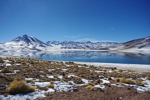 Laguna Miscanti, San Pedro de Atacama, Chile