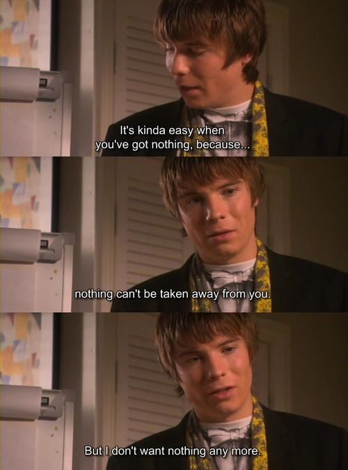 Skins quote