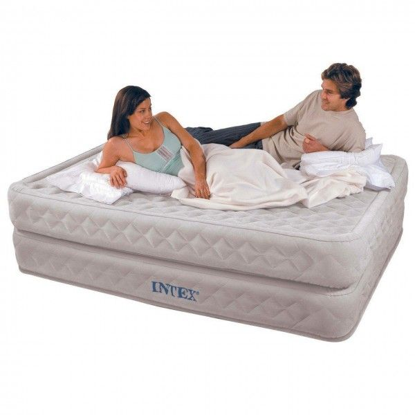 Lit gonflable Intex Suprême Bed 2 personnes