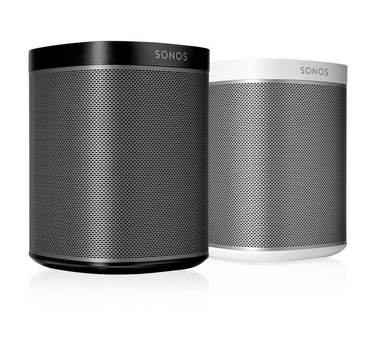 Sonos PLAY:1 2-Room Wireless Smart Speakersfor Streaming Music - Starter Set Bundle (Black) Price: $348.00 & FREE Shipping http://amzn.to/2rHo3Jo http://amzn.to/2qVI4In