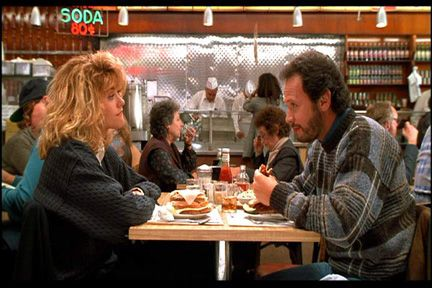When Harry Met Sally - one of the best scenes ever!