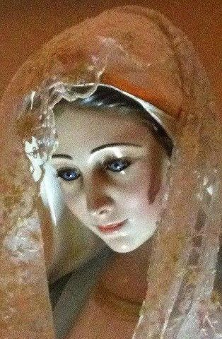 Why Different Images/Statues of Mary?   Mama Mary