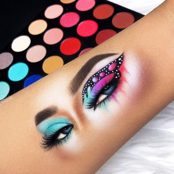 35h hot spot artistry palette in 2020 Makeup,