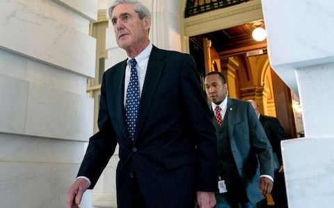 'Fake news': Donald Trump denies attempting to fire Robert Mueller from Russia special counsel