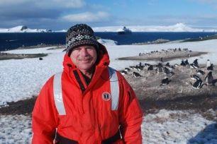 #apctitudes  James B. McClintock, biólogo marino polar. Ver entrevista en http://www.ecoticias.com/naturaleza/89230/noticia-medio-ambienteEntrevista-James-McClintock-biologo-marino-polar