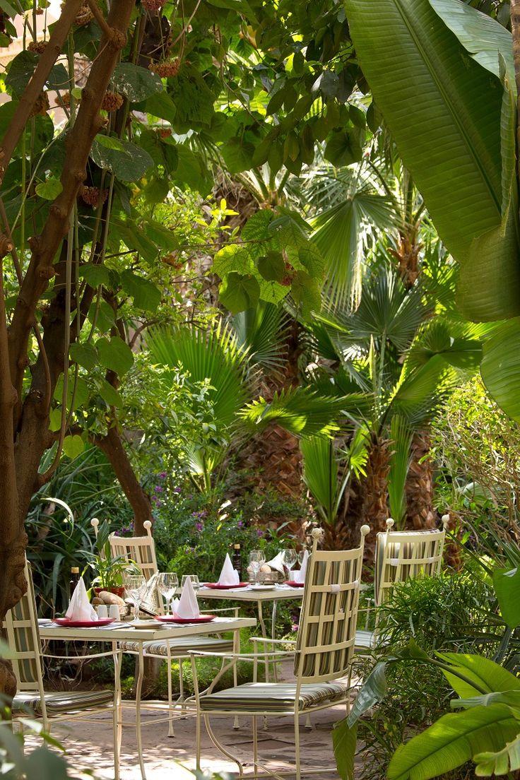 Brunch Marrakech : Top 8 adressespour un week end détente et gourmandise