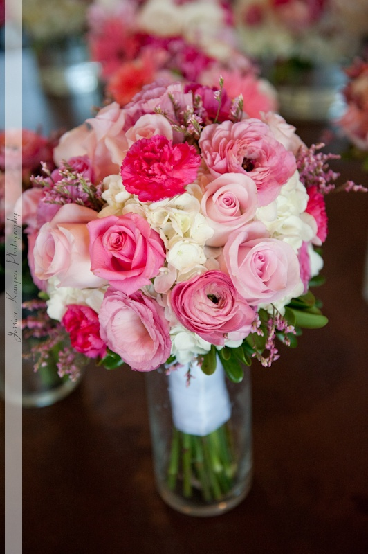 Lovely summer bouquet! Bride Support wedding planning & coordinating. Jessica Kempen Photography.
