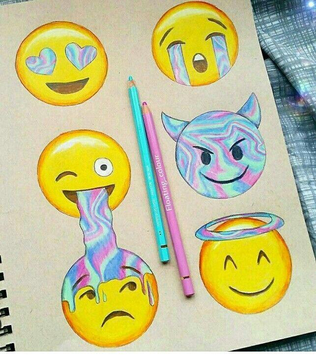 how to draw unicorn emoji