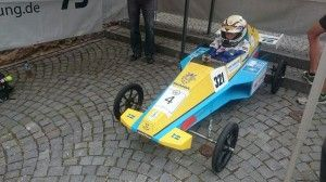 Vaillant F1 from Sweden