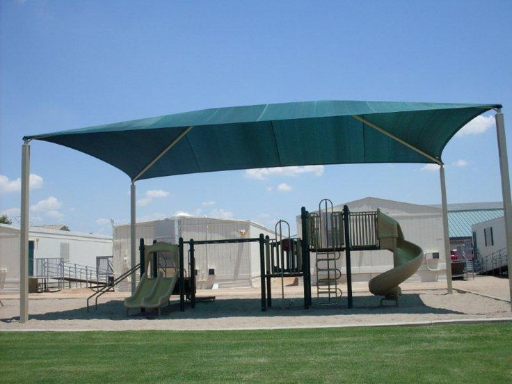 1000 images about playground shade structures on for Sun shade structure