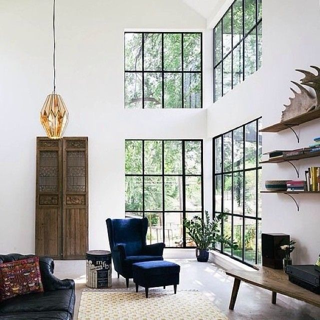 Industrial Farmhouse Living Room: Best 20+ Black Frames Ideas On Pinterest