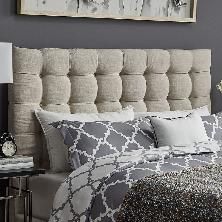 Best 20+ Tufted Headboards Ideas On Pinterest