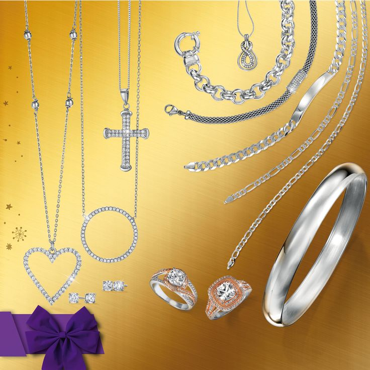 The Happiness Makers choice of silver - with options for him and for her
