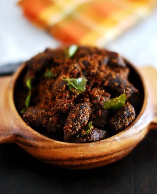 Whenever I buy beef, it's a challenge for me to try a new recipe with it. Being a hardcore fan of typical Kerala beef fry, I always end up making that. If you've ever tasted the Kerala beef fry, I'm sure you'll agree with me. The very thought of it just makes my mouth water, huh! Recently I had a chat with one of my veggie friends.. she was saying she turned veggie, after seeing a butchery very closely. For that matter, my Appa turned vegetarian at the age of 19, because of Ahimsa! Quite…