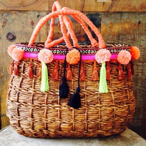 Bolsa bauzinho da Balaim para curtir a estação mais quente do ano com estilo