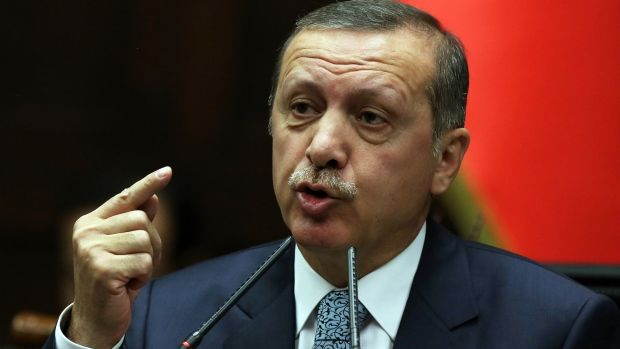 Erdogan approves controversial bill increasing Turkey's powers over judiciary | CTV News