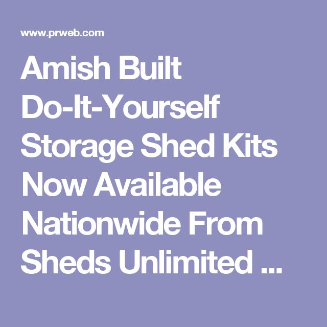 15 best barntractor shed images on pinterest pole barn garage amish built do it yourself storage shed kits now available nationwide from sheds unlimited solutioingenieria Images