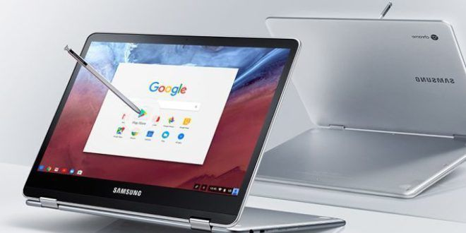 Samsung Chromebook Plus ve Pro Modeli