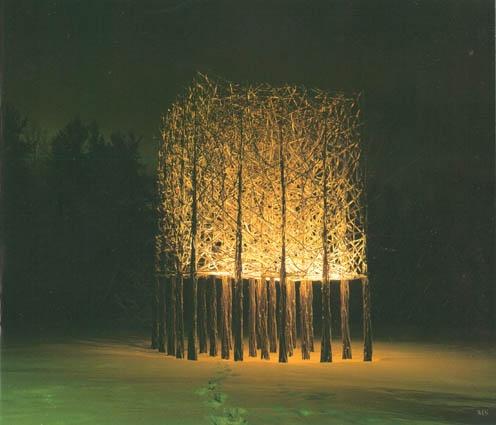 Alapuolella maa - The ground beneath 1996-99  by Finnish artist Jaakko Pernu