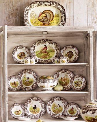 Spode Woodland Dinnerware & 45 best Spode Woodland china images on Pinterest | Dinner parties ...