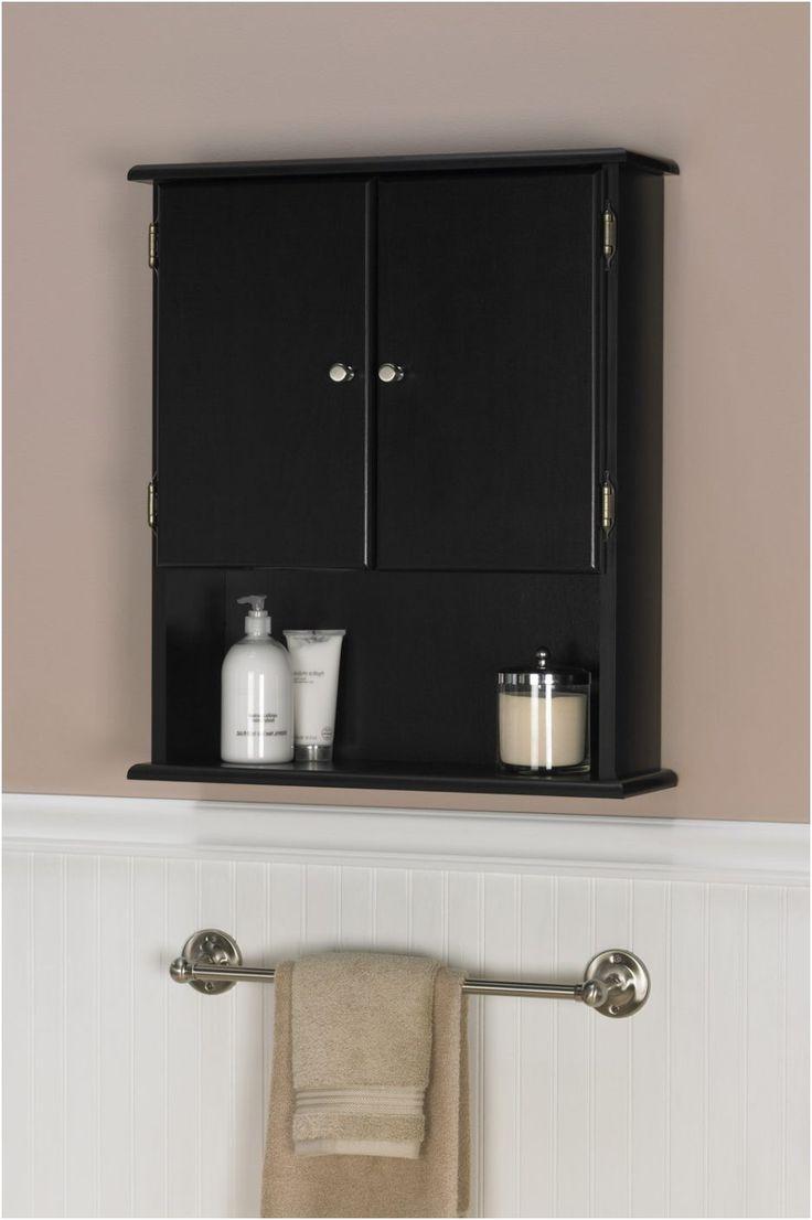 black bathroom wall cabinet bathroom cabinets from Black Wall Cabinet For Bathroom