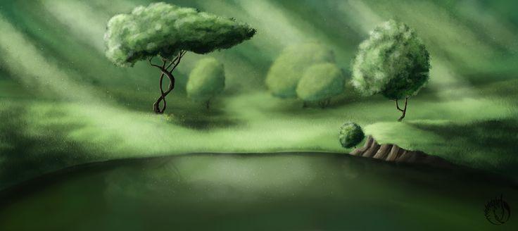 Secret Garden by MargotShareaza.deviantart.com on @DeviantArt