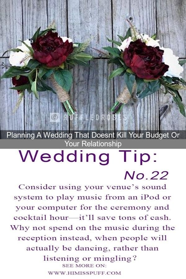 Quick Wedding Ideas How To Plan A Wedding How To Plan A Wedding On A Small Budget In 2020 Wedding Planning Quick Wedding How To Plan