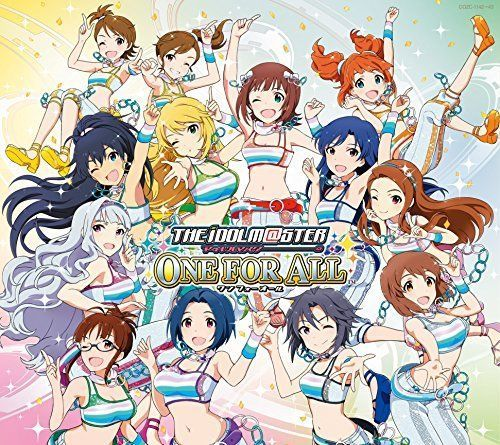 THE IDOLM @ STER MASTER ARTIST 3 FINALE Destiny Anime Music 2CD