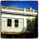 Abandoned building in Central Geelong, Victoria
