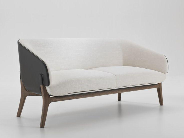 Canapé rembourré 3 places Canapé en tissu Collection Savile Row by i 4 Mariani | design Alessandro Dubini