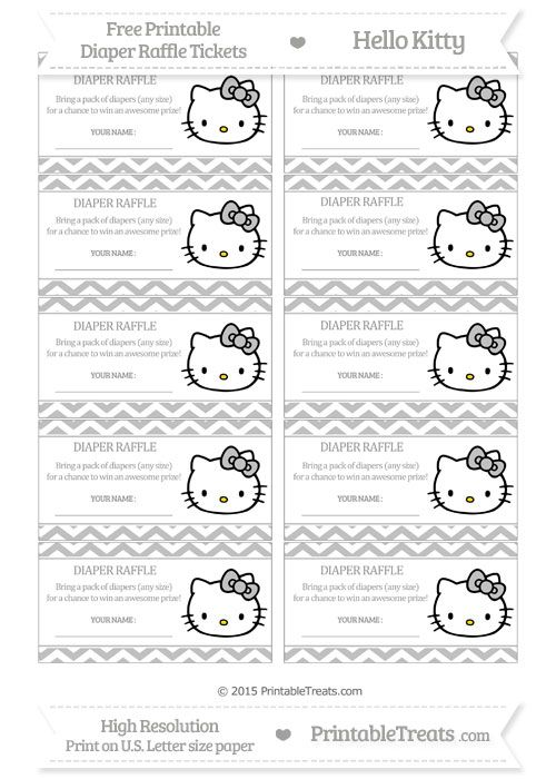 23 best Free printables images on Pinterest Baby shower - printable raffle ticket template free