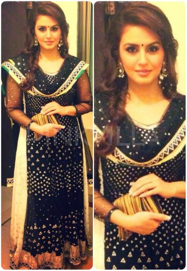Huma Qureshi in Kanika Kedia: YaY or NaY? | PINKVILLA