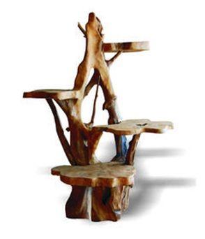 23 best Hutan Teak Root Wood Furniture images on Pinterest Teak